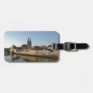 Regensburg, Germany Luggage Tag