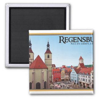 Regensburg - Neupfarrkirche Magnet