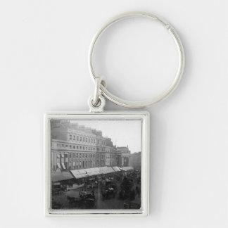 Regent Circus, London, c.1890 Key Chain