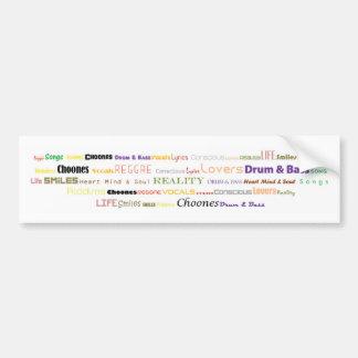 Reggae Bumper Sticker