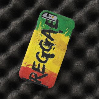 reggae graffiti flag tough iPhone 6 case