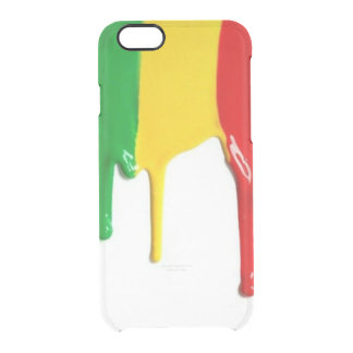Reggae iPhone 6/6s Clearly™ Deflector Case