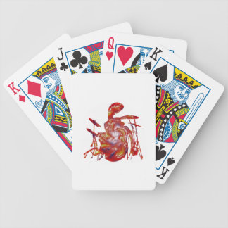 Reggae Junkanoo Bicycle Playing Cards
