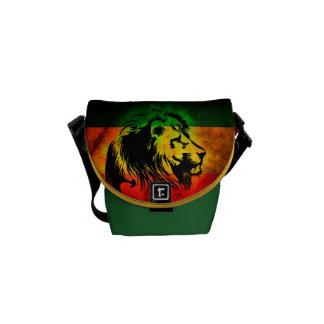 Reggae Lion Courier Bag