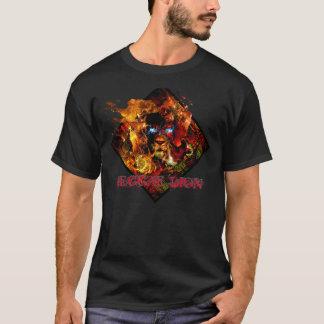 Reggae Lion FIRE T-Shirt