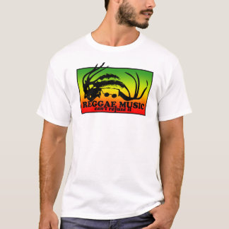 REGGAE MUSIC..CAN'T REFUSE IT T-Shirt