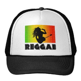 Reggae Music Rastaman Guitar Rasta Hats