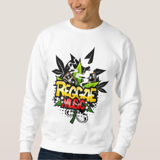 REGGAE MUSIC SWEATSHIRT