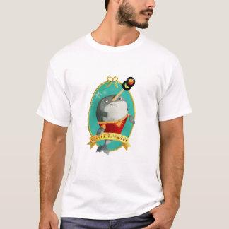 Reggae Narwhal T-Shirt