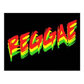 Reggae Postcards
