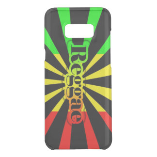 reggae rasta graffiti art uncommon samsung galaxy s8 plus case
