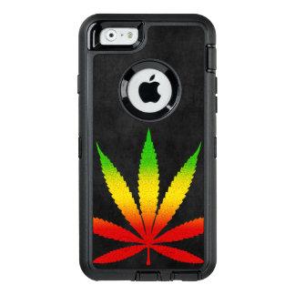 Reggae Rasta Leaf Rastafarian OtterBox iPhone 6 6S OtterBox iPhone 6/6s Case