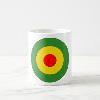 Reggae Roundel mug