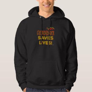 Reggae Saves Lives!! Hoodie