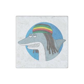 Reggae shark magnet