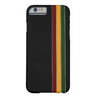 Reggae Stripes iPhone 6 case