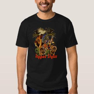 Reggae Styles T Shirts