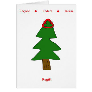 Regifting card