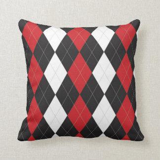Regina Argyle Throw Pillow
