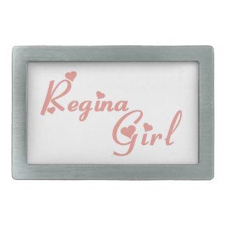 Regina Girl Belt Buckles