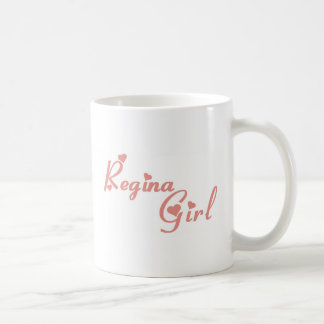 Regina Girl Coffee Mug