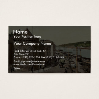 Reginald Tower and Quay. Waterford. Co. Waterford, Business Card