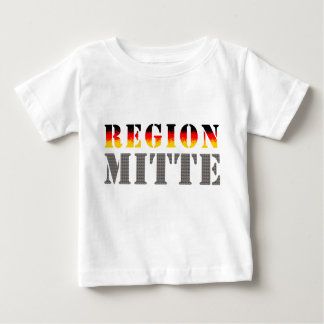 Region center - Central Germany Tee Shirt