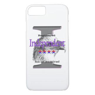 Registered Independent iPhone 8/7 Case