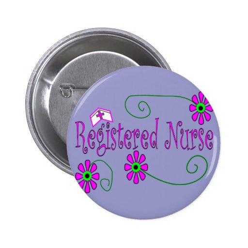 Registered Nurse gifts-- Pin