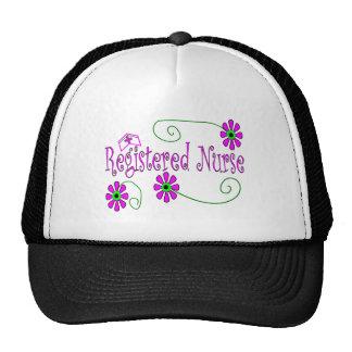 Registered Nurse gifts-- Hats