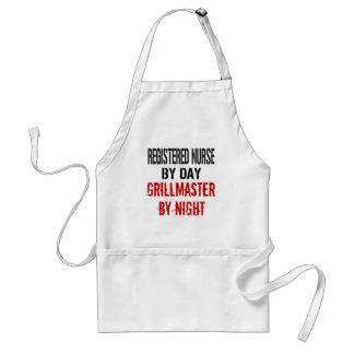Registered Nurse Grillmaster Standard Apron