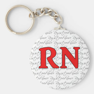 Registered Nurse keychains