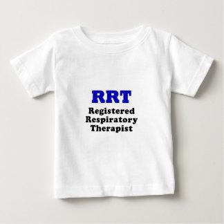 Registered Respiratory Therapist Baby T-Shirt