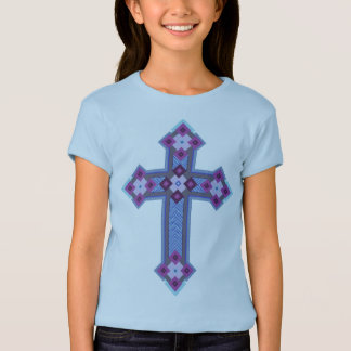 Regium Crucis™ Girls' Bella Fitted Babydoll Tee