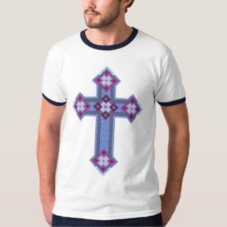 Regium Crucis™ Mens' Ringer T-Shirt