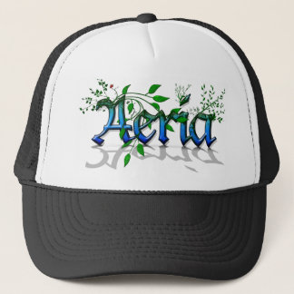 Regular Aeria Logo Trucker Hat