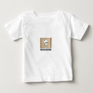 regular business toilet baby T-Shirt
