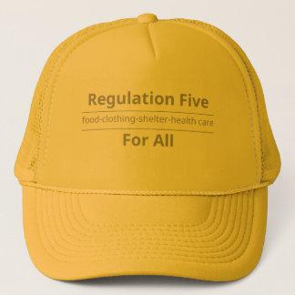 Regulation Five For All Hat