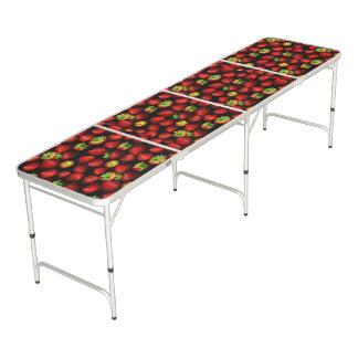 regulation pong table