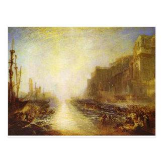 Regulus by William Turner Postcard