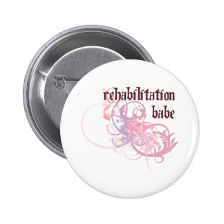 Rehabilitation Babe Buttons