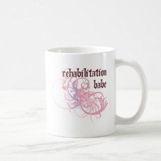 Rehabilitation Babe Mug