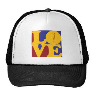 Rehabilitation Love Mesh Hats