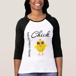 Rehabilitation Nurse Chick v1 Tee Shirts