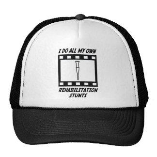 Rehabilitation Stunts Hat