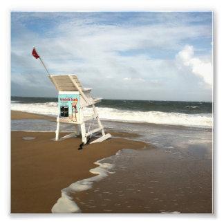 Rehoboth Beach Lifeguard Stand Photo Print