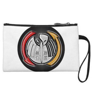 REI-UN KENKAI Customize mini clutch wallet! 4U