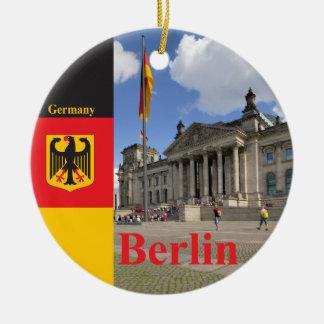 Reichstag building. Berlin, Germany Ceramic Ornament