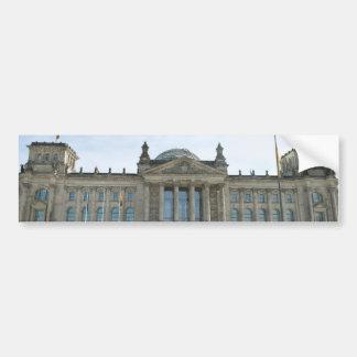 Reichstag building in Berlin Bumper Stickers