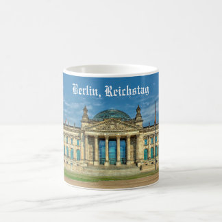 Reichstag Building in Berlin Coffee Mug